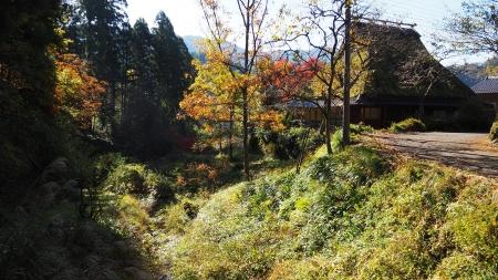 ぴーきち&ダイナ 美山 かやぶきの里ツーリング 原風景