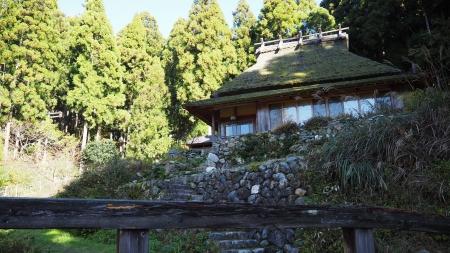 ぴーきち&ダイナ 美山 かやぶきの里ツーリング かやぶき 住宅