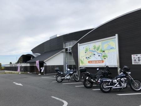 ぴーきち&ダイナ 高山ダムツーリング 梅の郷月ケ瀬温泉