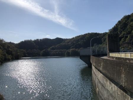 ぴーきち&ダイナ 高山ダムツーリング 月ケ瀬湖