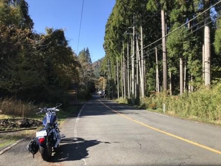 ぴーきち&ダイナ 美山 かやぶきの里ツーリング 大野ダム編
