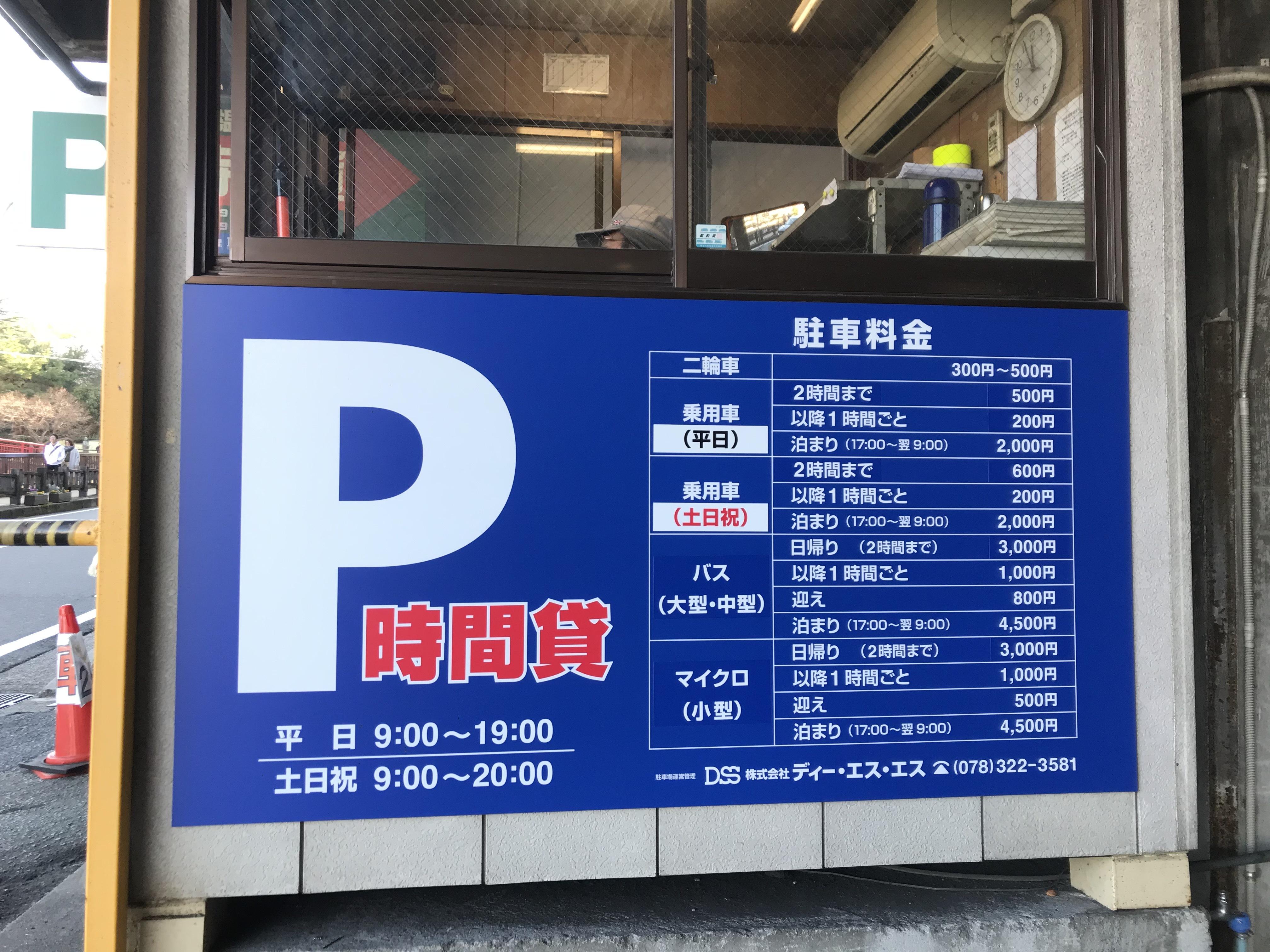 harleydavidson-motorcycle-touring-blog-arima-onsen-hotsprings-arimaonsen-parking-2.jpg