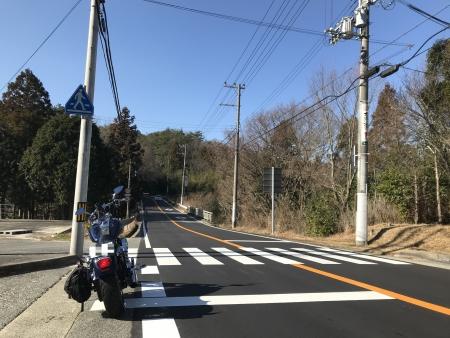 ぴーきち&ダイナ 有馬温泉ツーリング 府道51号線