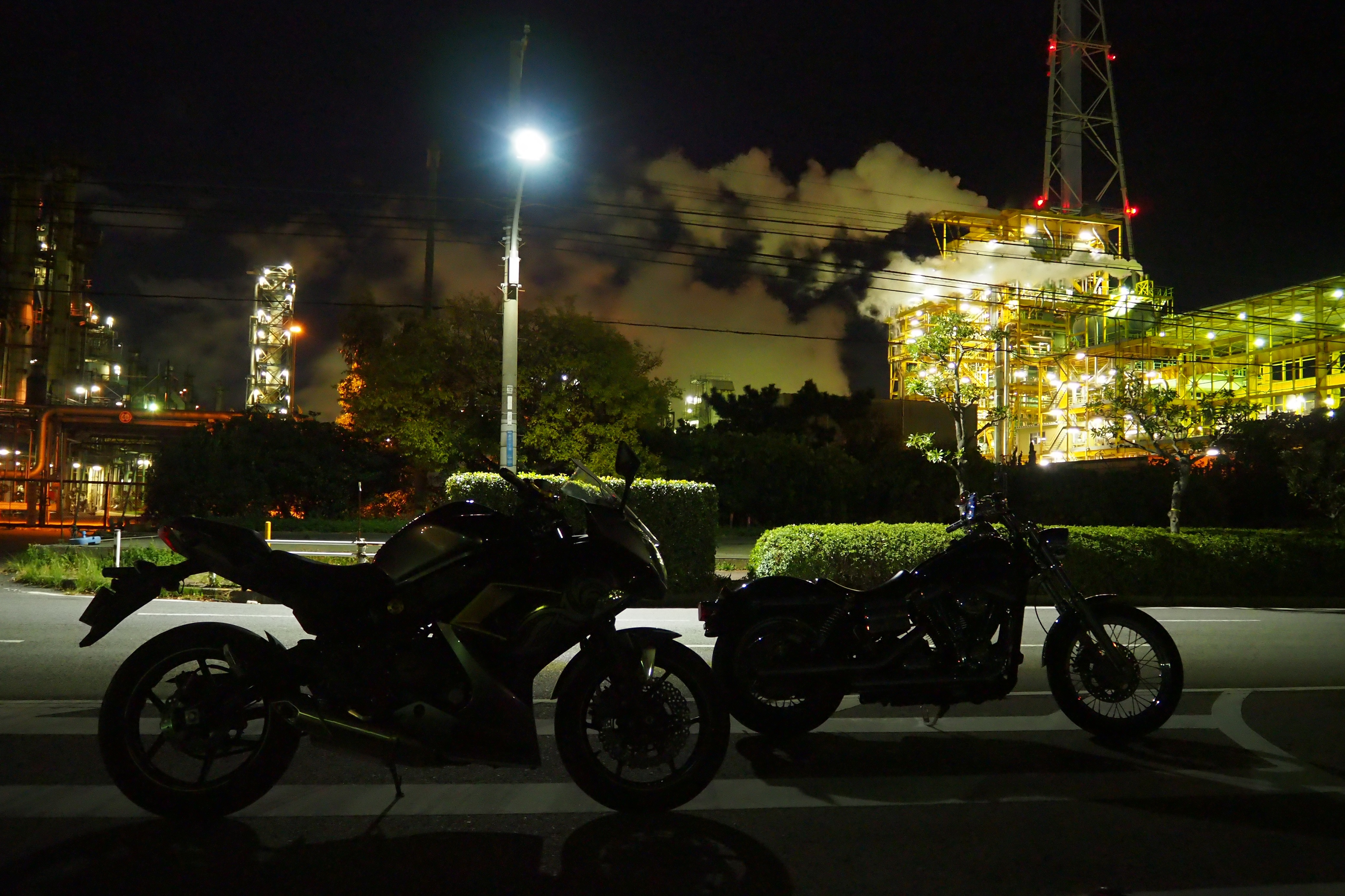 harleydavidson-motorcycle-touring-blog-osaka-nightouring-sakai-factorynightview-2.jpg