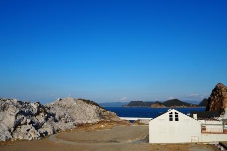 ぴーきち&ダイナ 和歌山湯浅ツーリング 白崎海洋公園 売店
