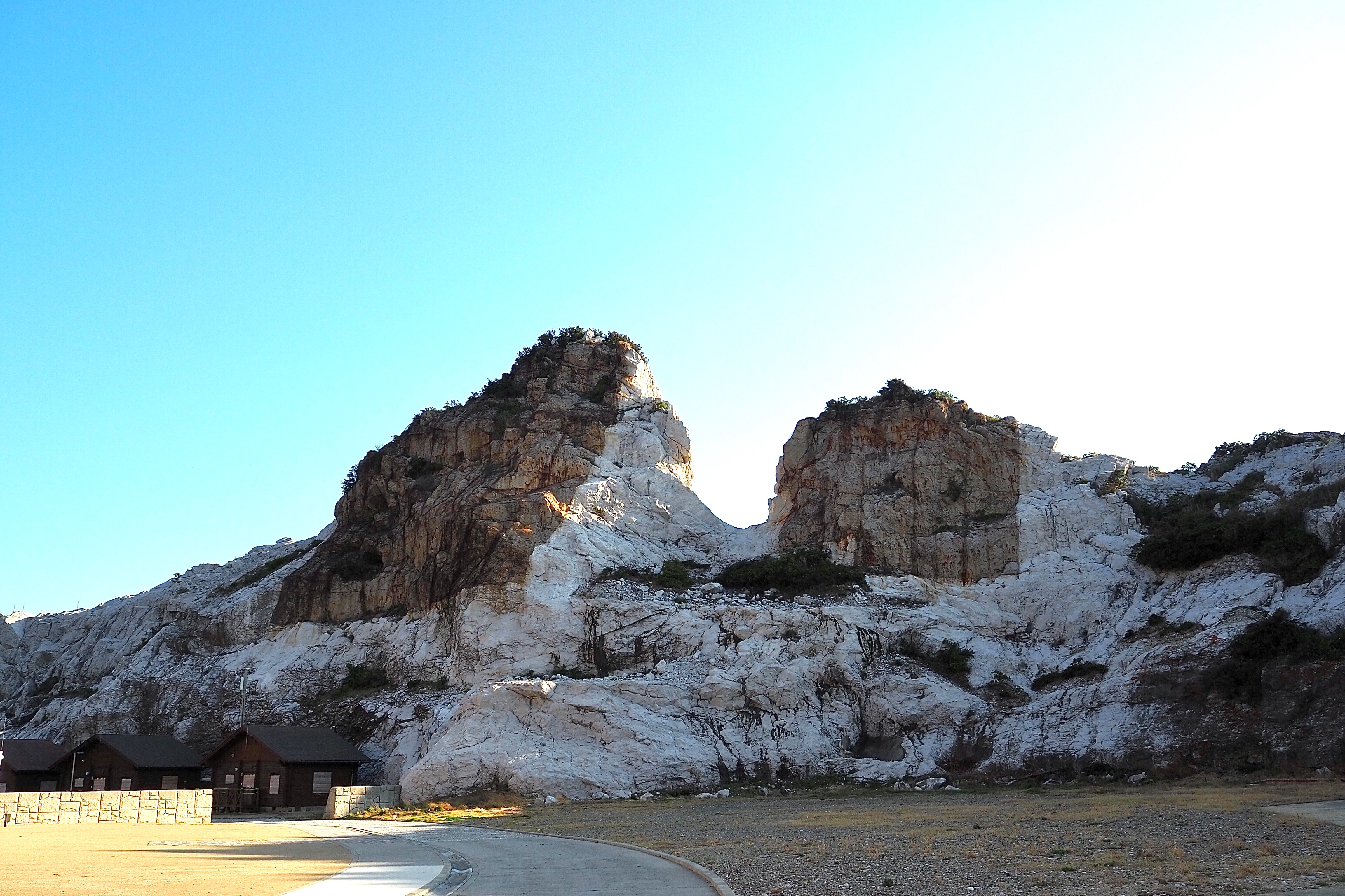 ぴーきち&ダイナ 和歌山湯浅ツーリング 白崎海洋公園 バンガロー