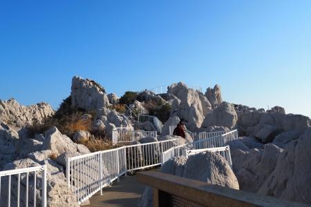 ぴーきち&ダイナ 和歌山湯浅ツーリング 白崎海洋公園 展望台