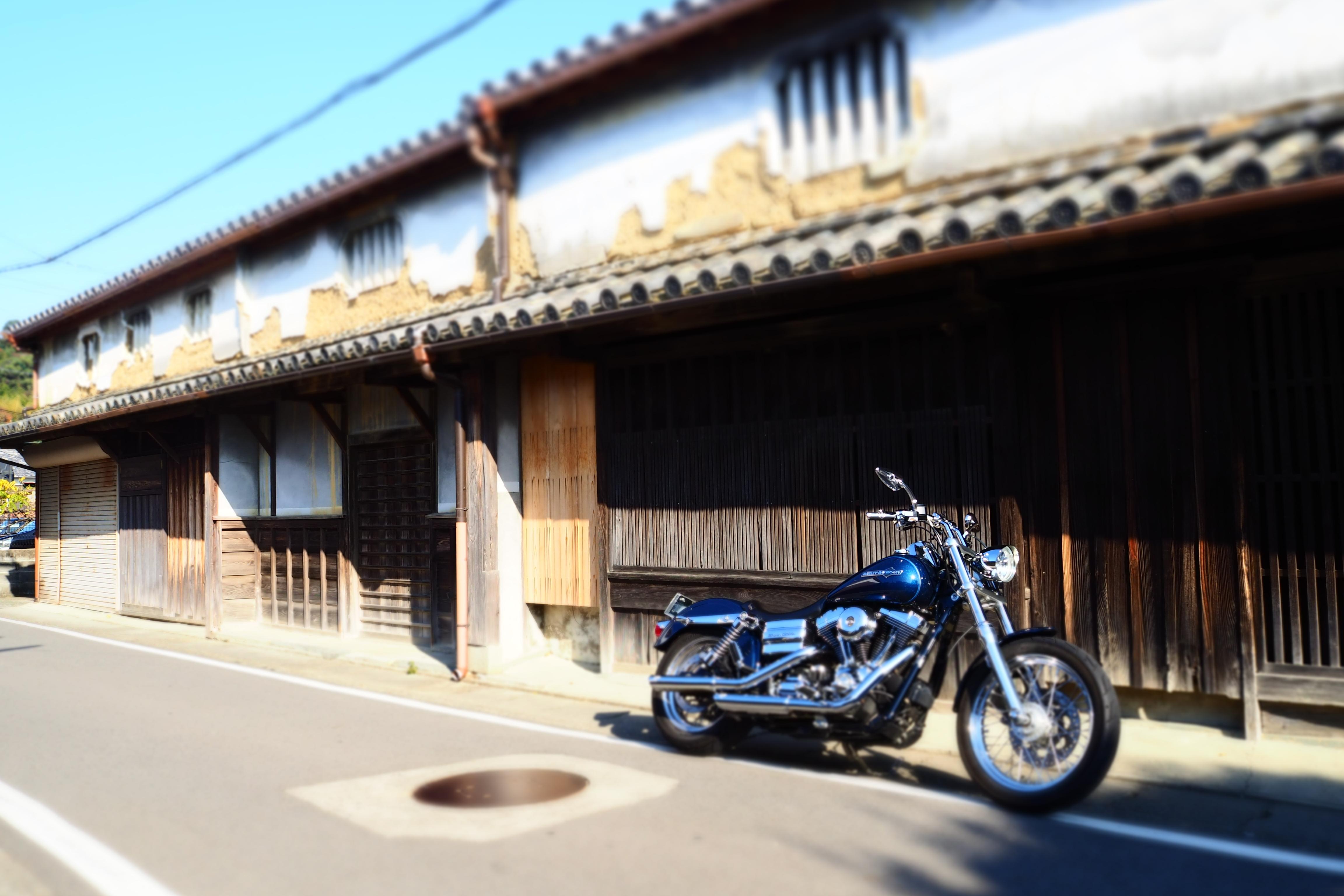 harleydavidson-motorcycle-touring-blog-wakayama-yuasatown-oldstreet-2.jpg