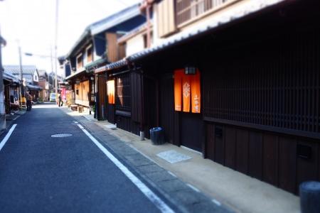 ぴーきち&ダイナ 和歌山湯浅ツーリング 湯浅町重要伝統的建造物群保存地区
