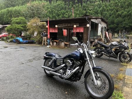 京都ダム巡り ツーリング 北山の里