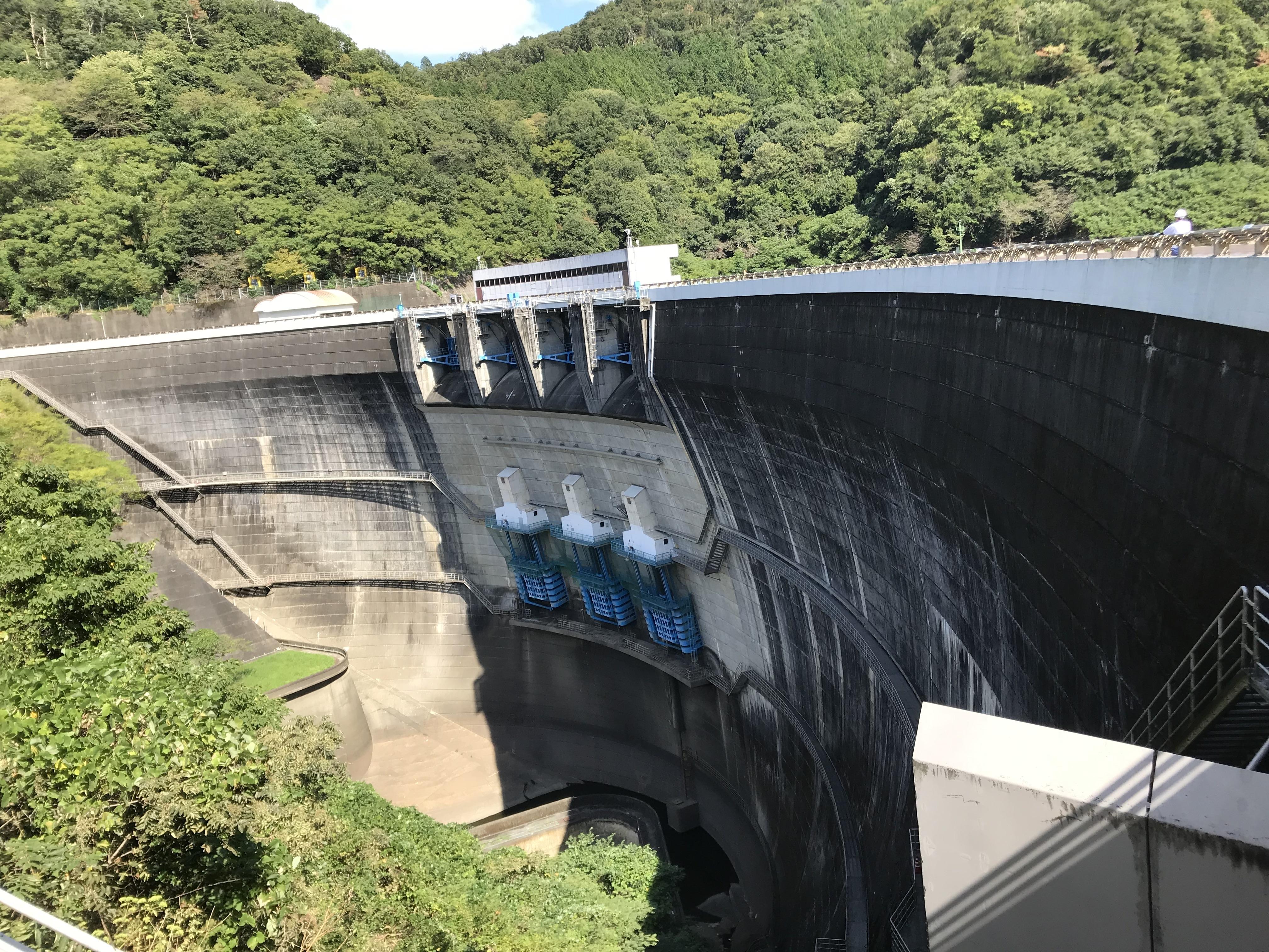 ぴーきち&ダイナ ハーレーで行く 天ケ瀬ダム ツーリング 鳳凰湖