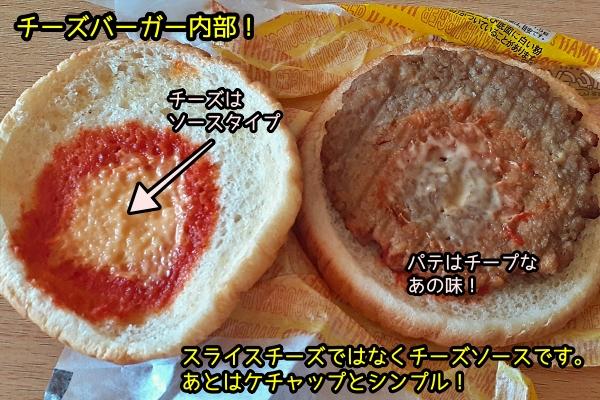 ヤマザキ ハンバーガー