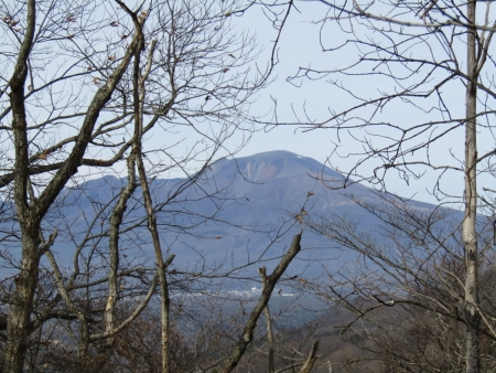 191211黒岩山~和美峠~愛宕山 (26)浅間山s