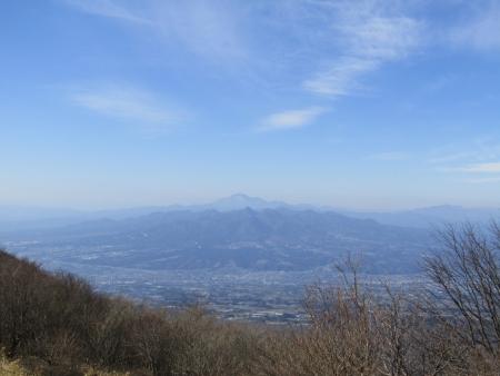 191215鍋割山~荒山 (12)榛名山・浅間山s