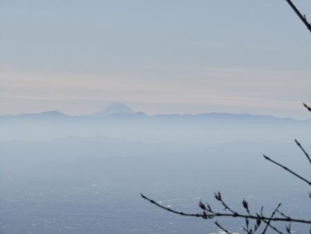 191215鍋割山~荒山 (22)富士山s