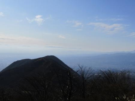 191215鍋割山~荒山 (28)鍋割山・八ヶ岳s