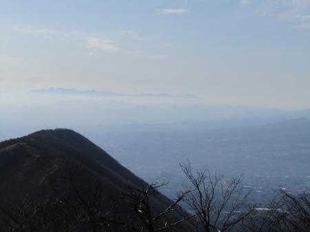 191215鍋割山~荒山 (31)鍋割山・八ヶ岳s