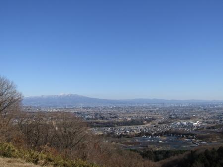 191229天神山 (5)赤城山s