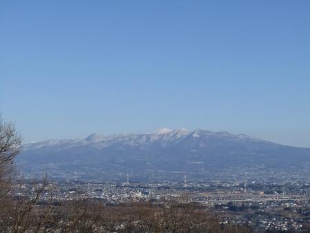 191229天神山 (7)赤城山s