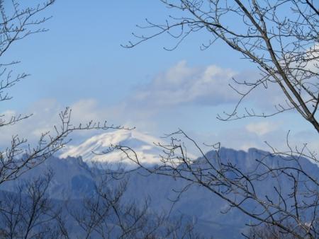 200113城山(甘楽町) (11)浅間山s