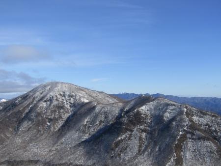 200119地蔵岳~長七郎山 (17)男体山
