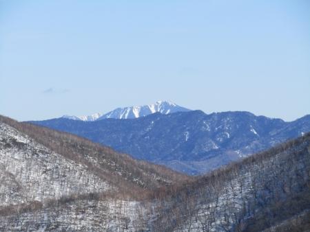 200119地蔵岳~長七郎山 (18)男体山