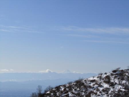200119地蔵岳~長七郎山 (23)富士山s