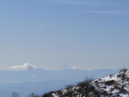 200119地蔵岳~長七郎山 (24)富士山s