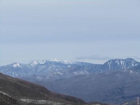 200119地蔵岳~長七郎山 (43)日光白根山~皇海山s