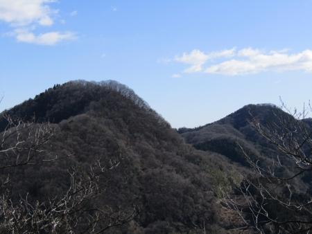 200209朝日岳(吉井町・甘楽町) (10)八束山・牛伏山s