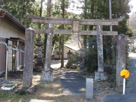 200209朝日岳(吉井町・甘楽町) (26)住吉神社s