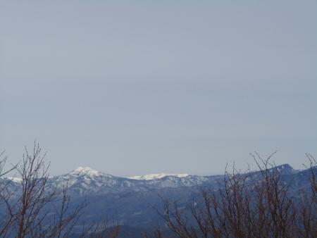 200215駒ヶ岳~黒檜山 (25)四郎岳~燧ヶ岳s