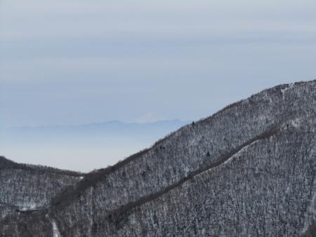 200215駒ヶ岳~黒檜山 (39)富士山s