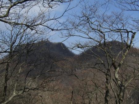 200229柏木~二ッ岳 (9)二ッ岳s