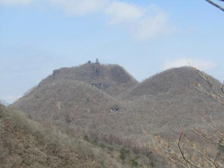 200229柏木~二ッ岳 (18)二ッ岳s