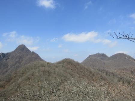 200229柏木~二ッ岳 (19)相馬山~二ッ岳s