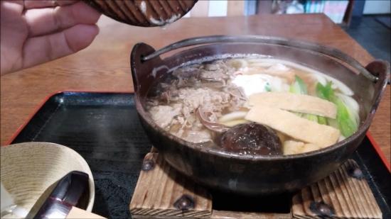ブログ鍋焼きうどん道の駅どなり4