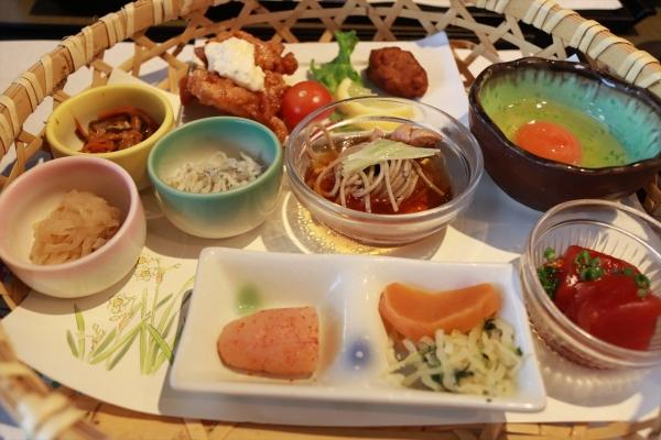 宮崎空港朝食