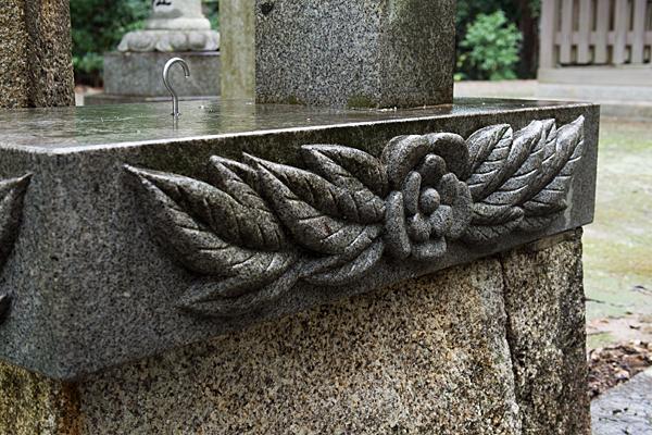 村国神社と紋