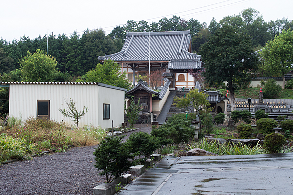 村国神社と慈眼寺