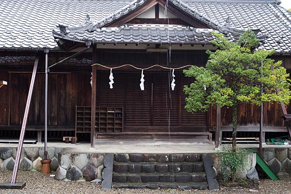 村国神社社務所