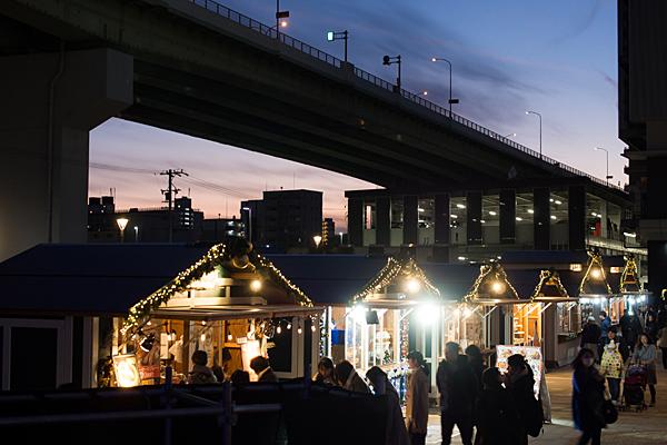 名古屋高速と出店
