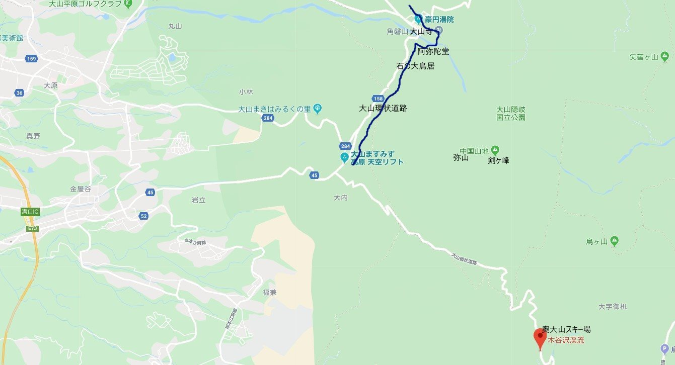 1910-00a-奥大山-大山地図a