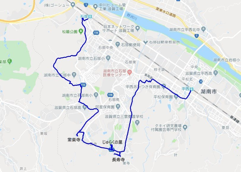 1911-00a-湖南三山-軌跡