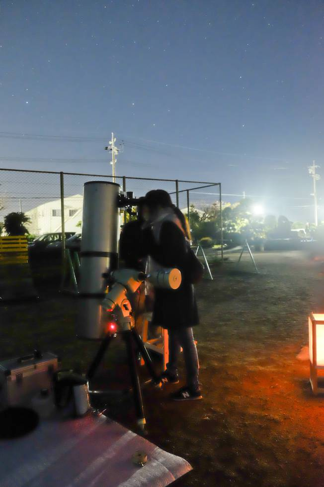 星を見る集い2019-GINJI