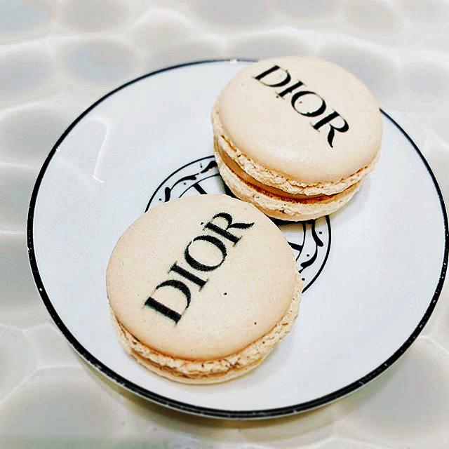 銀座 Cafe'Dior by Pierre Herme' ピエールエルメ