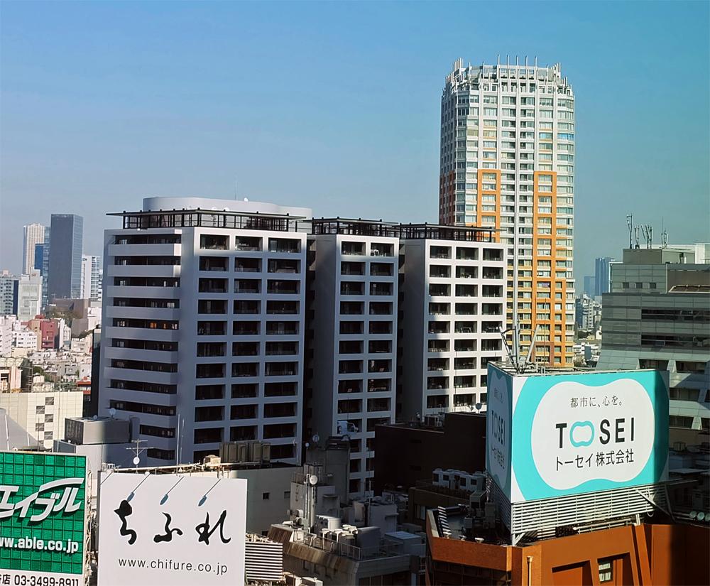 渋谷 スクランブル スクエアー渋谷 スクランブル スクエアー