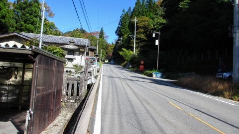 県道211に合流してからのハルヒルコースはキツくて、榛名神社の前で暫し止まって写真撮ってました^^;