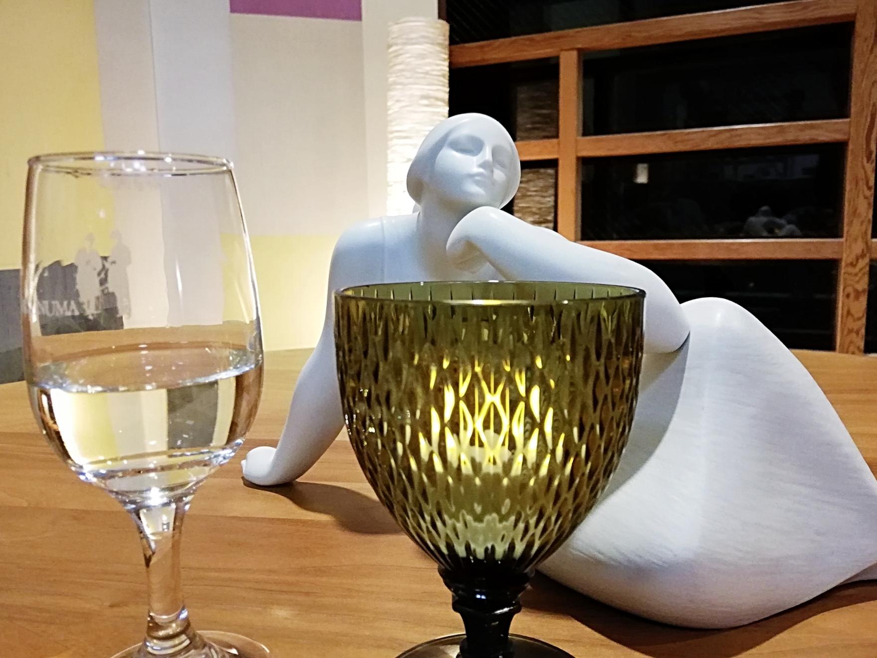 ワインと日本料理のマリアージュを思う存分楽しむなら【笛吹川温泉 別邸 坐忘】がオススメです