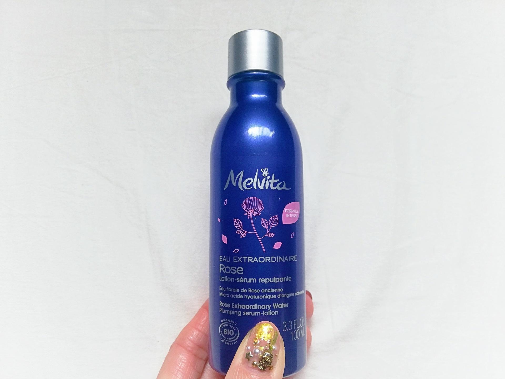 化粧水なのに美容液レベル!?パワーアップしたメルヴィータの化粧水【フラワーブーケ ローズ EXトナー】
